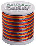 Fils à broder Machine RAYON 40 MULTICOLOR - 200m